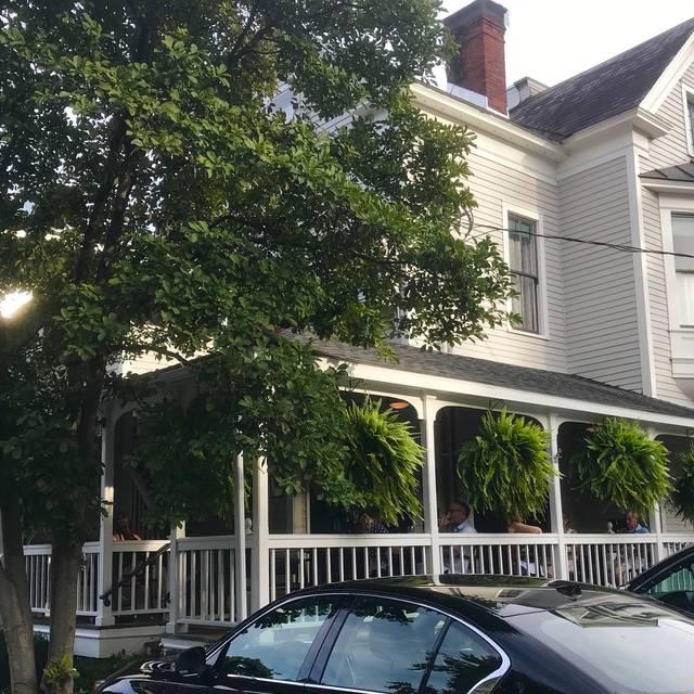 The Brook Tavern, Saratoga Springs, NY