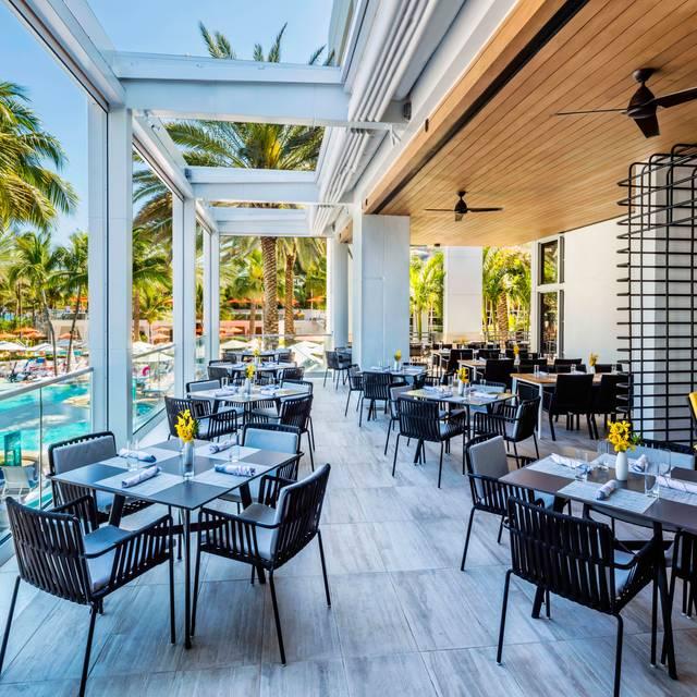 Preston's Market at Loews Miami Beach Hotel, Miami Beach, FL