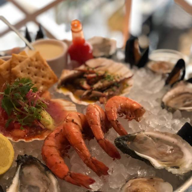 Saint James Seafood Restaurant And Raw Bar Durham Nc