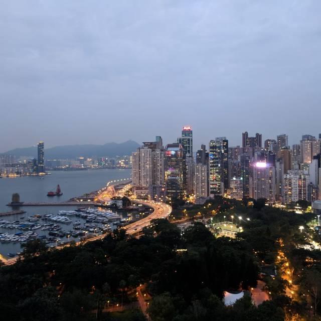 Skye - The Parklane Hong Kong, a Pullman Hotel, Hong Kong, Hong Kong
