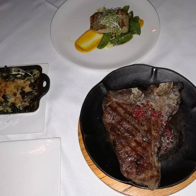 212 Steakhouse, New York, NY