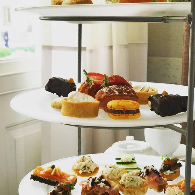 The Courtyard Tea Room Restaurant - Boston, MA | OpenTable