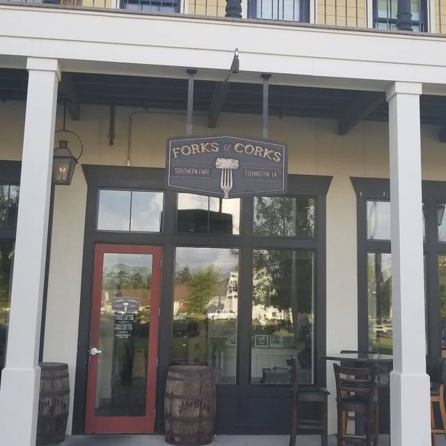 Forks & Corks, Covington, LA