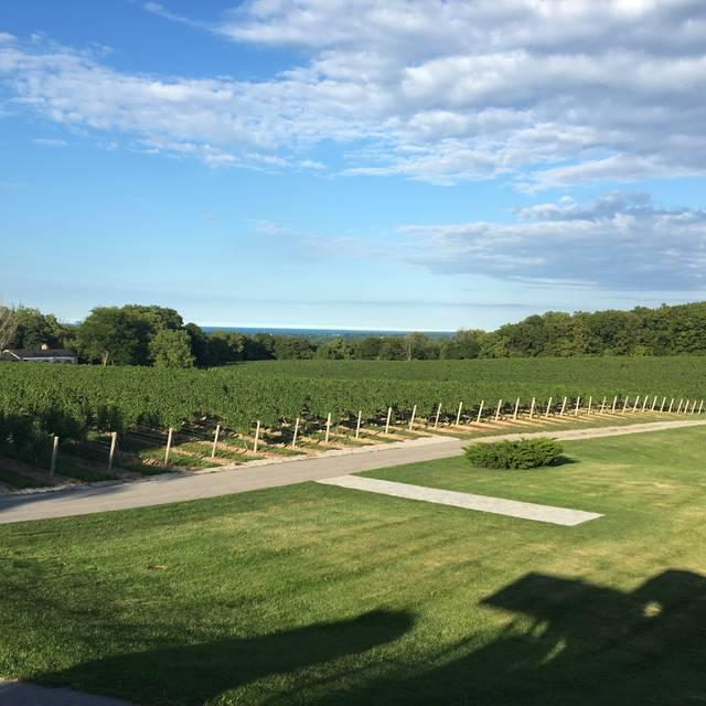 Vineland Estates Winery Restaurant, Vineland, ON