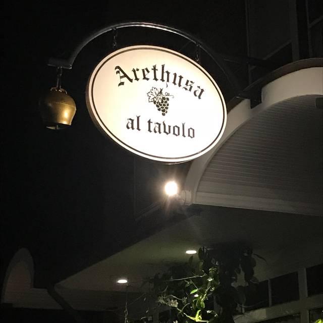 Arethusa al Tavolo, Bantam, CT