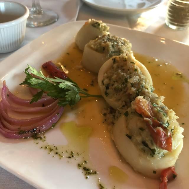 Tartufo Restaurant, Newton Center, MA