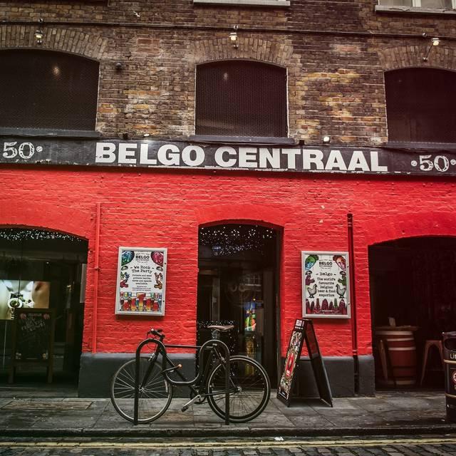 Centraal - Belgo Centraal, London