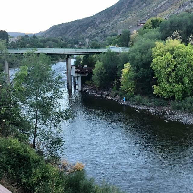 Rivers Restaurant, Glenwood Springs, CO