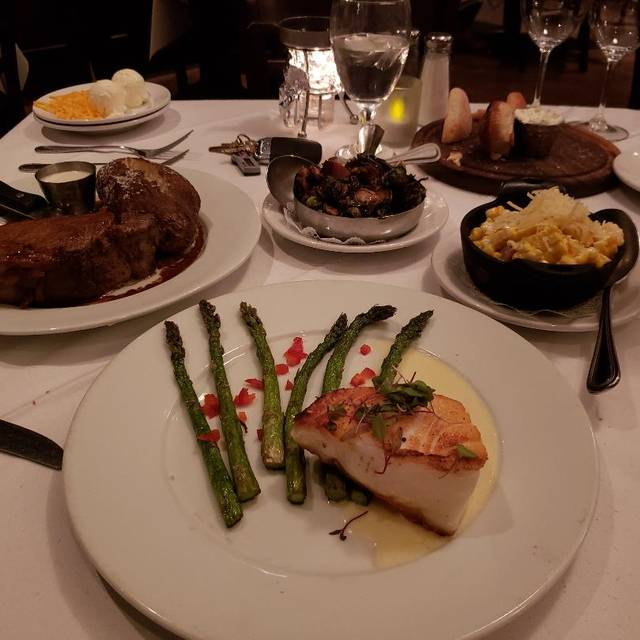 Chamberlain's Steak & Chop House, Dallas, TX