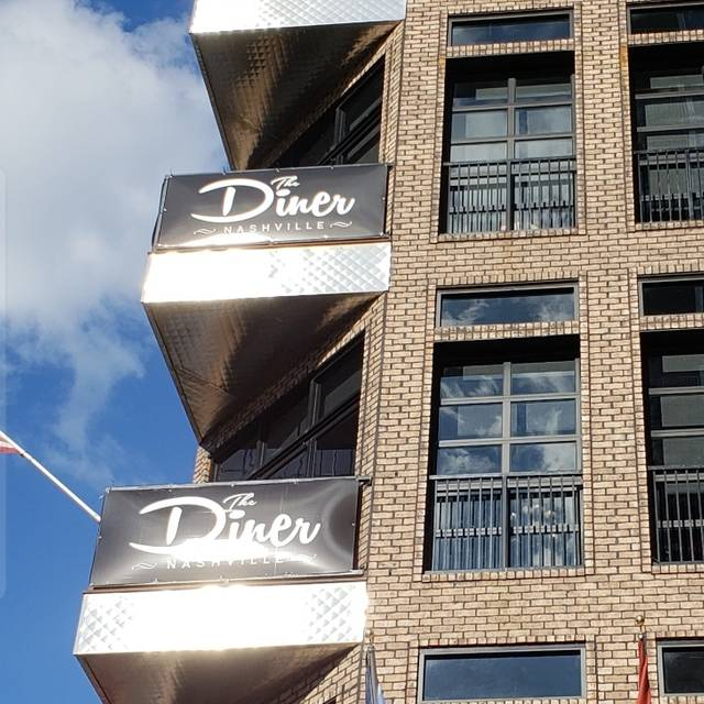 The Diner Nashville Nashville Tn