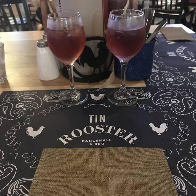 Tin Rooster at Turning Stone, Verona, NY