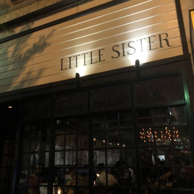 Little Sister - Downtown, Los Angeles, CA
