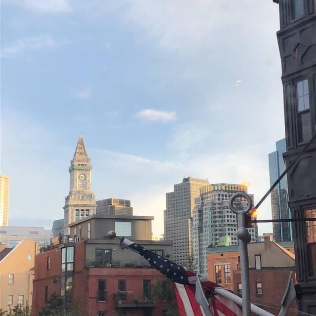 North Square Oyster, Boston, MA