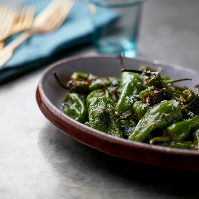 Padron Peppers - Drake and Morgan T/as The Sipping Room, London