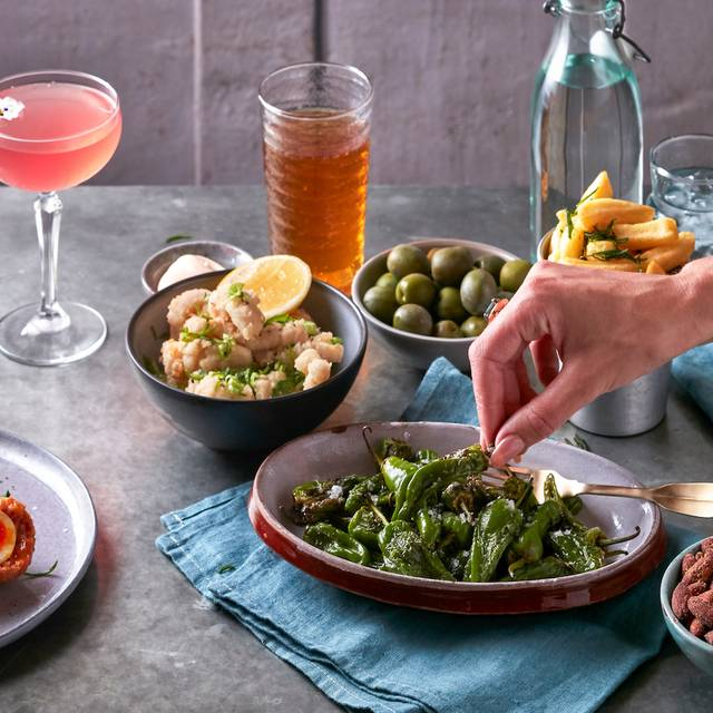 Bar Snacks And Cocktails - The Otherist, London