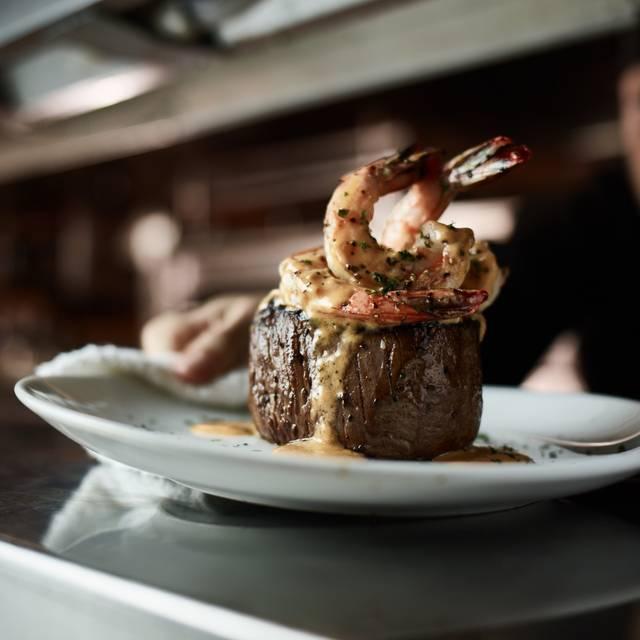 Filet And Shrimp - Fleming's Steakhouse - Edgewater, Edgewater, NJ