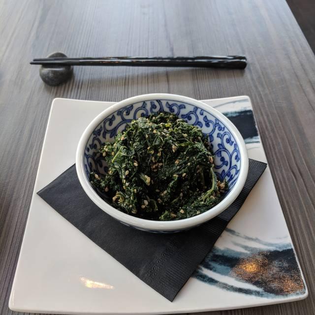 Miku Restaurant, Vancouver, BC