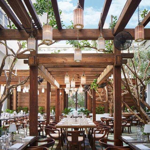 Garden Al Fresco - Cecconi's Miami Beach (fka Soho Beach House - Cecconi's), Miami Beach, FL