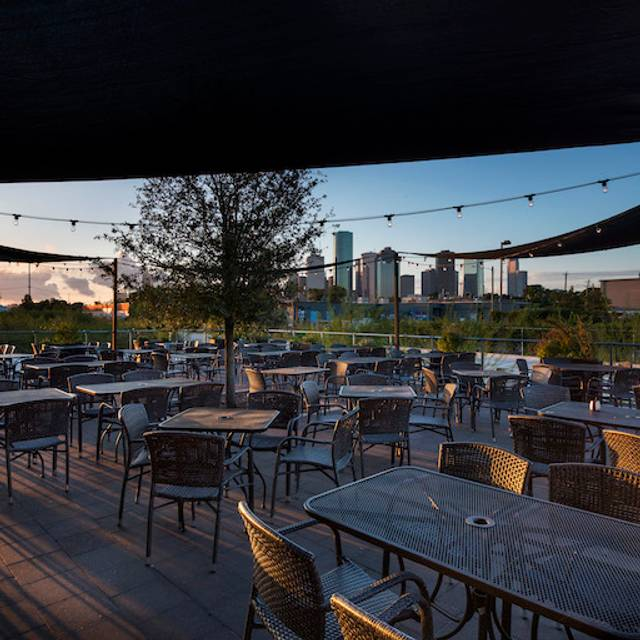Patio - Poitín Bar & Kitchen, Houston, TX