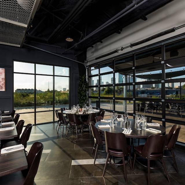 Garage - Poitín Bar & Kitchen, Houston, TX
