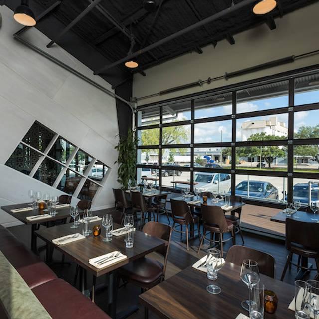 East Room - Poitín Bar & Kitchen, Houston, TX