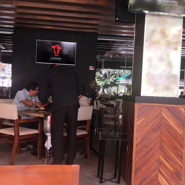La Encomienda - Juarez - Permanentemente cerrado, Puebla, PUE