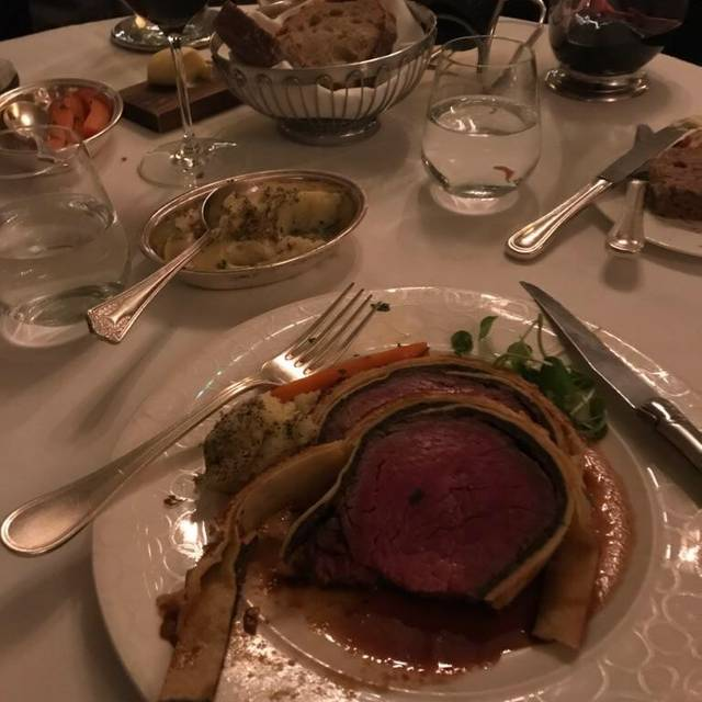 The Savoy Grill, London