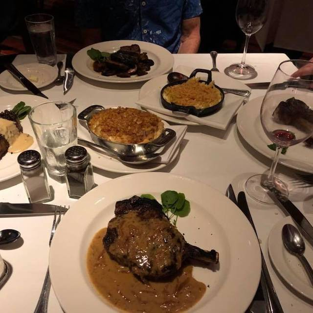 The Capital Grille - St. Louis - Clayton, St. Louis, MO