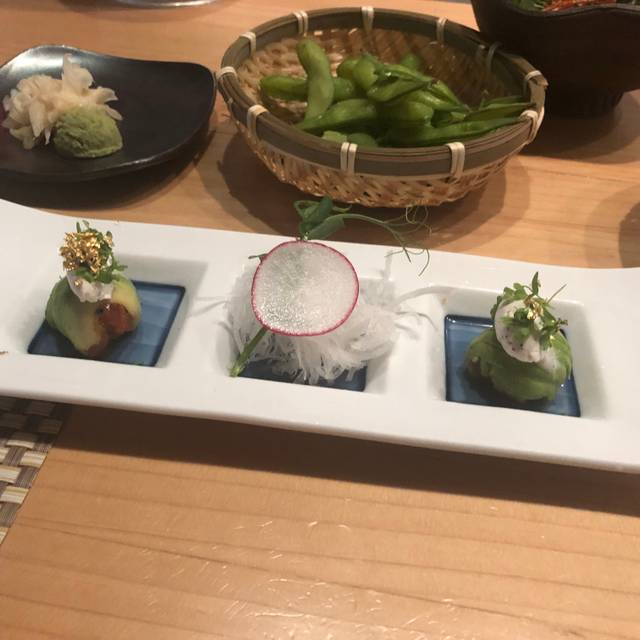 MF Sushi, Houston, TX