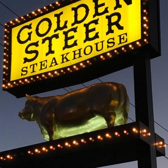 Golden Steer Steakhouse, Las Vegas, NV