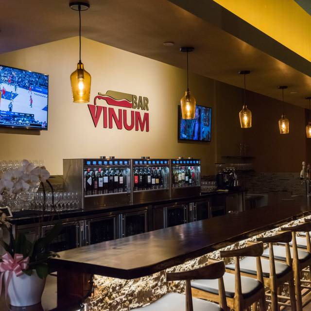 Vinum Bar, Newark, CA