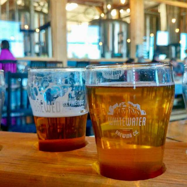 Whitewater Brewing Company- Lakeside Brew Pub, Cobden, ON