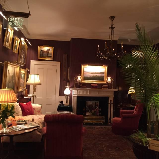 The Terrace at the Charlotte Inn, Edgartown, MA