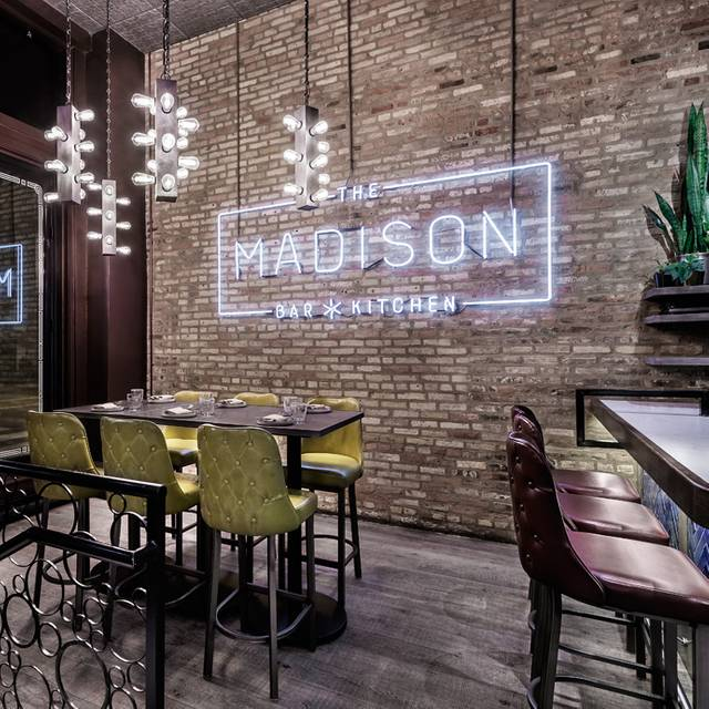 The Madison Bar & Kitchen, Chicago, IL
