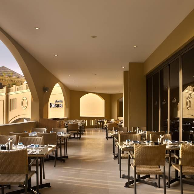 Horizon Restaurant - Amwaj Rotana Hotel & Resort, Dubai, United Arab Emirates