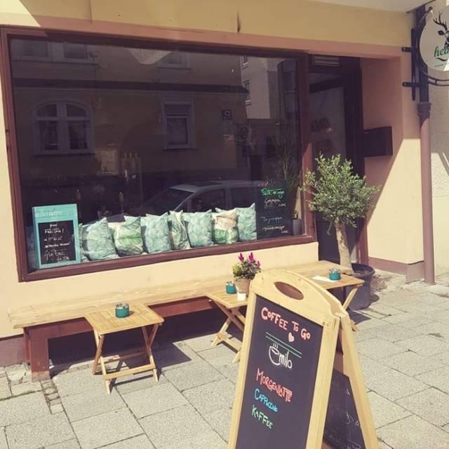 Cafe heimatliebe, München, BY