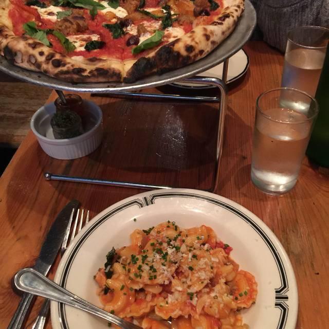 Barbuzzo Restaurant, Philadelphia, PA
