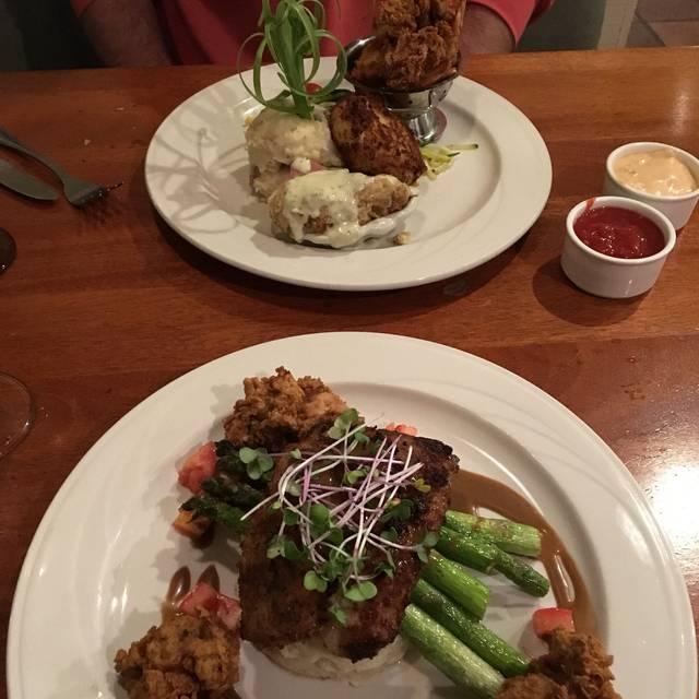Berret S Restaurant Williamsburg Va