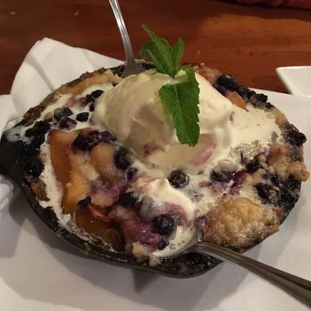 Berret's Restaurant - Williamsburg, VA | OpenTable