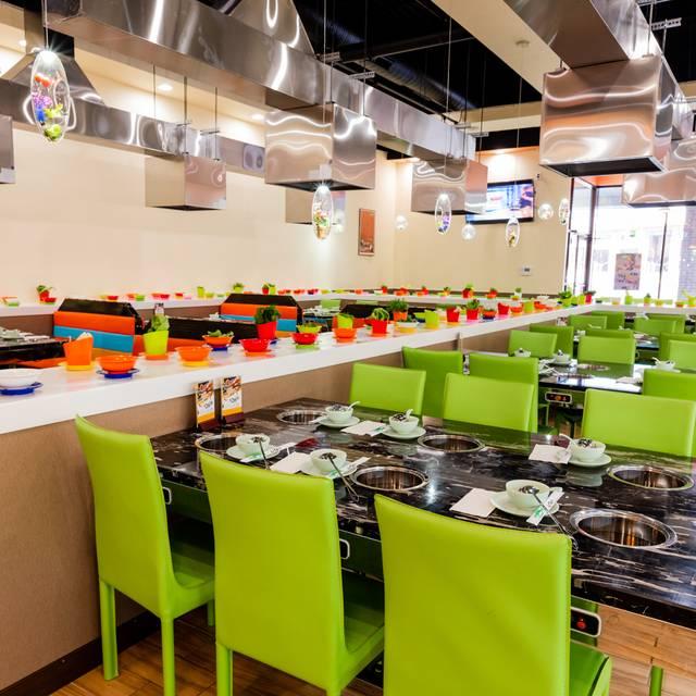Hot N Roll Hot Pot Restaurant Ellicott City Md Opentable