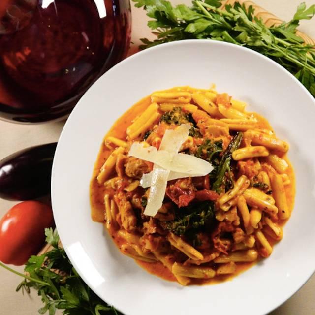 Ricotta Cavatelli - Piccolo Mondo Restaurant, Huntington, NY