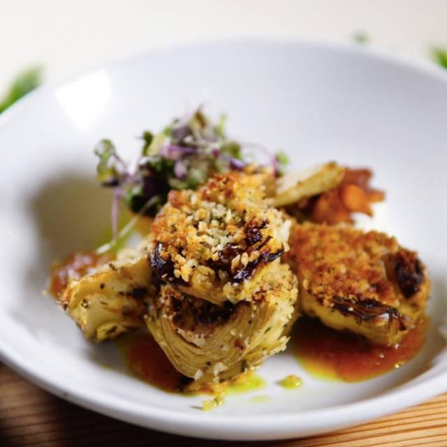 Sauteed Baby Artichoke Milanese - Piccolo Mondo Restaurant, Huntington, NY