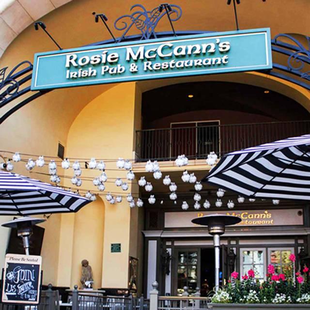Rosie McCann's - Santana Row, San Jose, CA