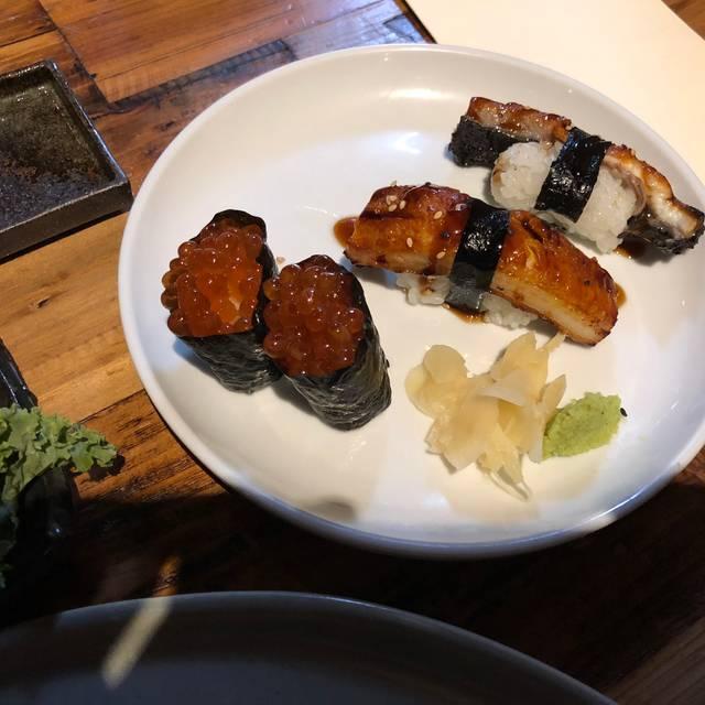M Sushi, Durham, NC