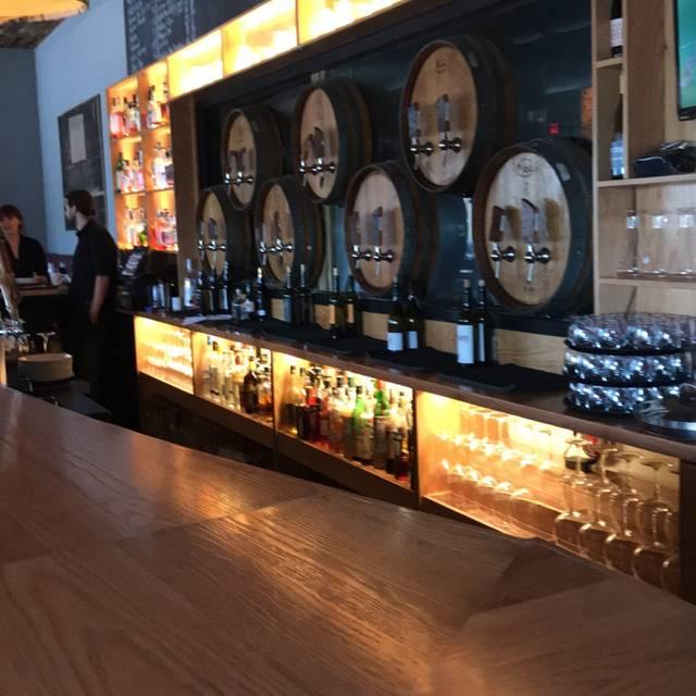 City Winery Nashville Barrel Room Restaurant & Wine Bar, Nashville, TN