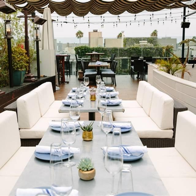 Sonoma Wine Garden - Santa Monica, Santa Monica, CA