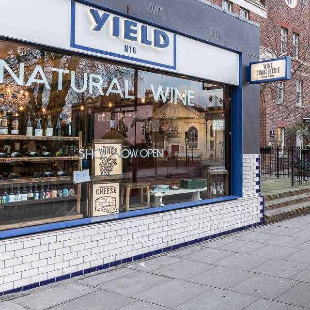 Yield N16, London