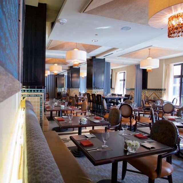 Park Avenue Grill - Skirvin Hilton, Oklahoma City, OK