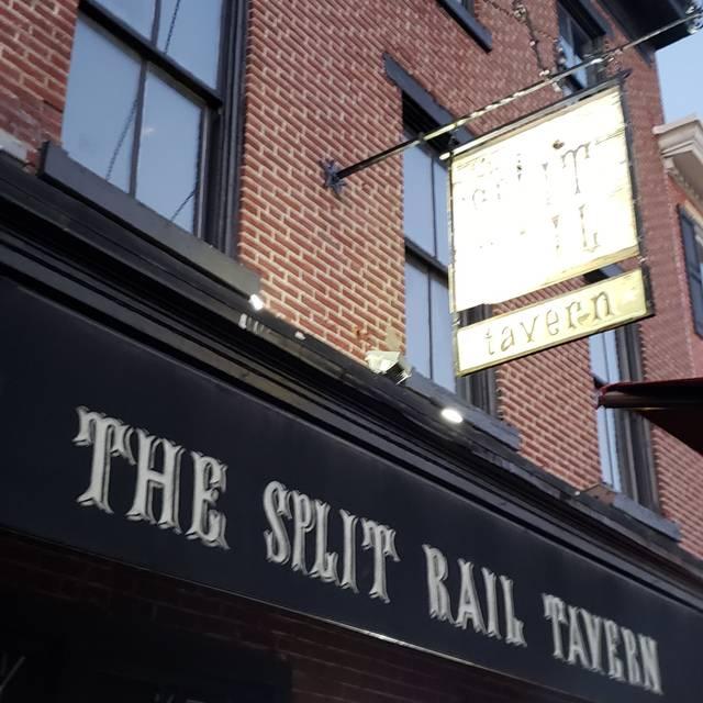 Split Rail Tavern, West Chester, PA