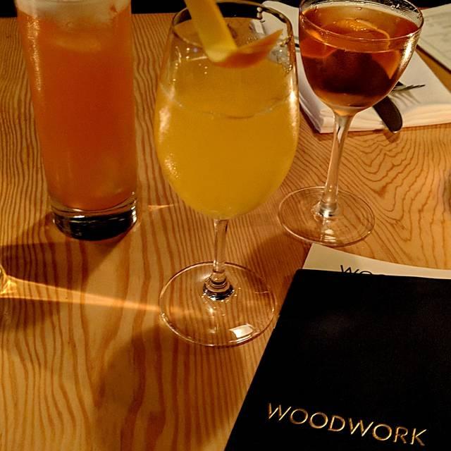 Woodwork, Edmonton, AB
